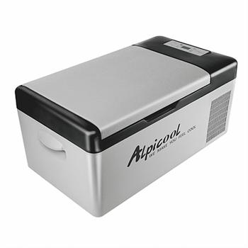 Автохолодильник компрессорный Alpicool C15 - фото 4484