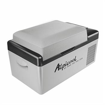 Автохолодильник компрессорный Alpicool C20 - фото 4488