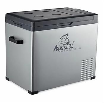 Автохолодильник компрессорный Alpicool C50 - фото 4503
