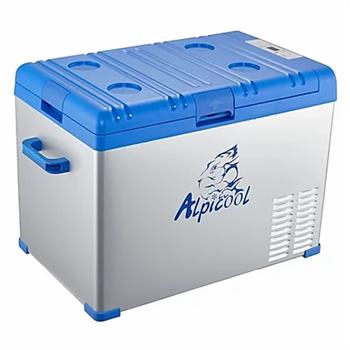 Автохолодильник компрессорный Alpicool A40 - фото 4520
