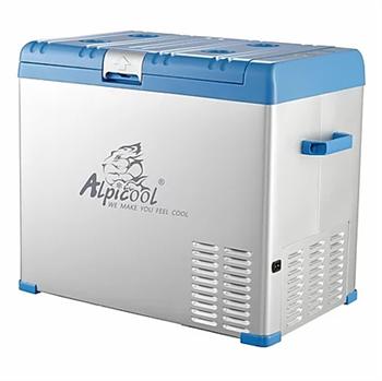 Автохолодильник компрессорный Alpicool A50 - фото 4524