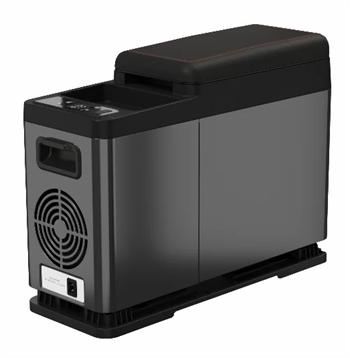 Автохолодильник компрессорный Alpicool CF8 BLACK - фото 4557