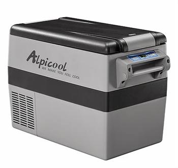 Автохолодильник компрессорный Alpicool CF45 - фото 4568
