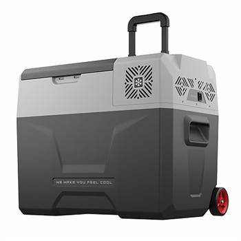 Автохолодильник компрессорный Alpicool CX40 - фото 4583