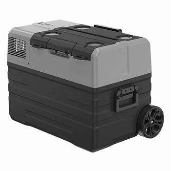 Автохолодильник компрессорный Alpicool NX42 - фото 4670