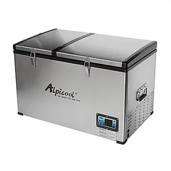 Автохолодильник компрессорный Alpicool BCD80 - фото 4765