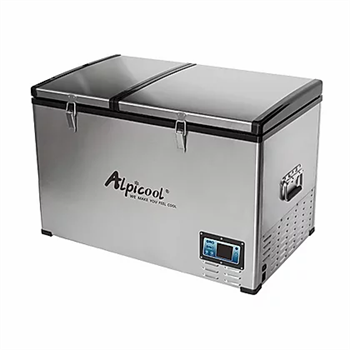 Автохолодильник компрессорный Alpicool BCD100 - фото 4771