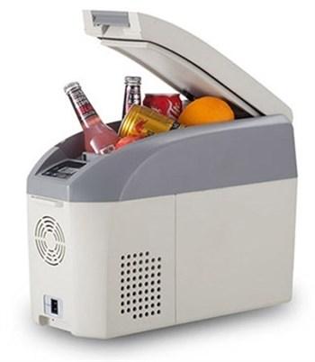 Автохолодильник компрессорный Colku DC 10F - фото 4887