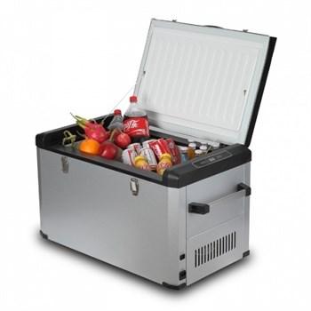 Автохолодильник компрессорный Colku DC 60F - фото 4914