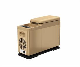 Автохолодильник компрессорный Alpicool CF8 BROWN