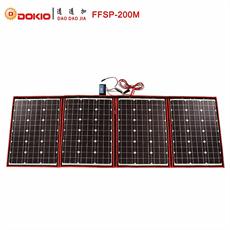 Солнечная панель Dokio 220Вт (портативная)